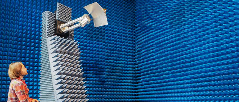 Antennas Banner (Test Chamber)